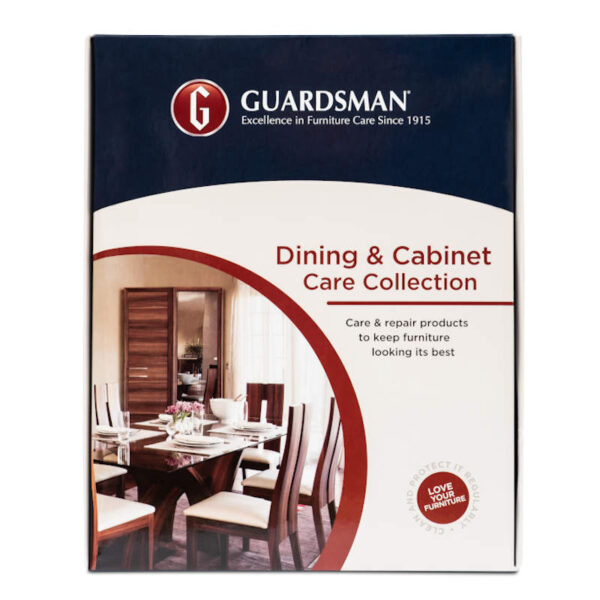Guardsman cabinet and dining care collection