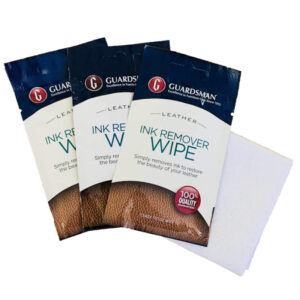Guardsman ink remover wipes 3 pack