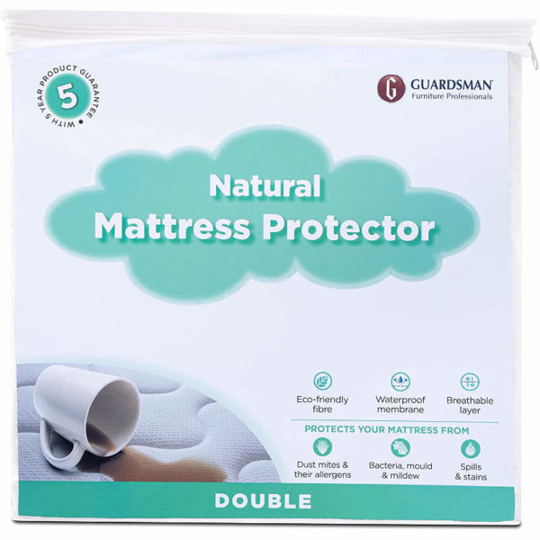 Mattress Protector for Double Bed