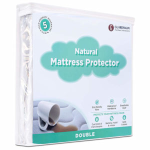 Guardsman Lyocell Double Mattress Protector