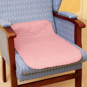 Sonoma Chair Pad in Pink