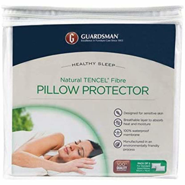 Guardsman Tencel Pillow Protector