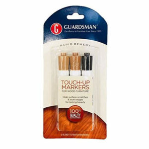 Guardsman touch up markers for wood