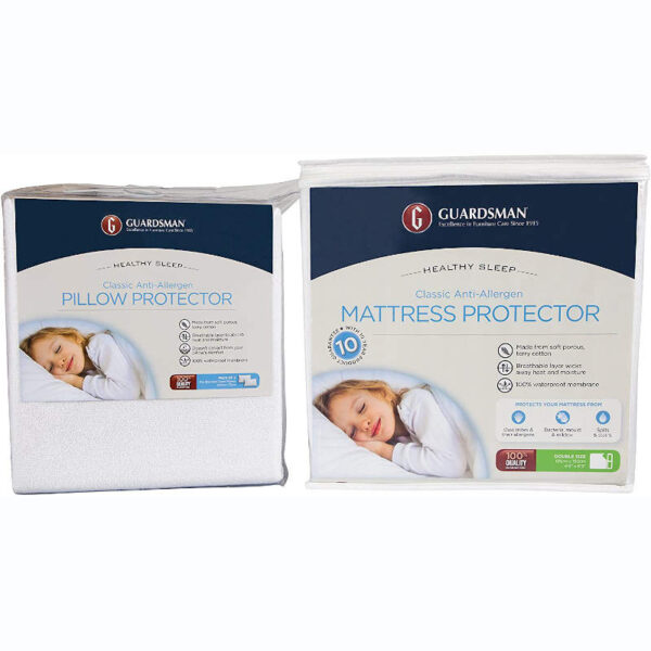 Guardsman bedding protectors