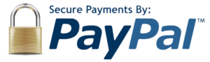 Secure Paymenst by Paypal